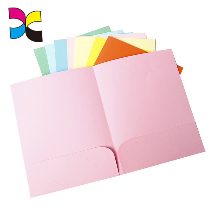Colorful folder set (5)
