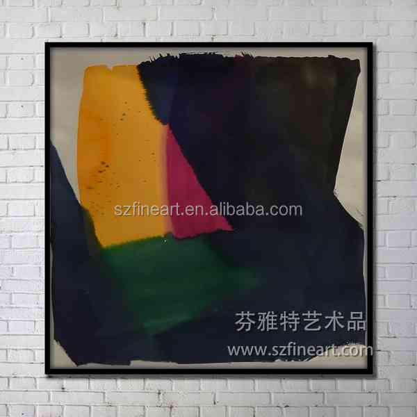 Room decor speical sample picture of canvas painting