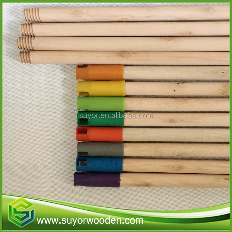 China Wholesale Wood Stick For Mop And Broom Holder