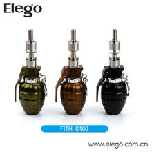 FITH S100 Kit Wholesale FITH S100 Huge Vaping Mod FITH S100 Mod From China