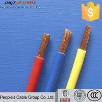 China products Pilot Core Electric Wire And Cables