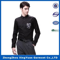 latest design for men/boys dress shirts funky dress shirts