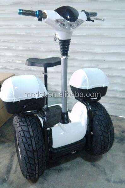 Original factory ! Golf electric 4 wheel retro scooter with box