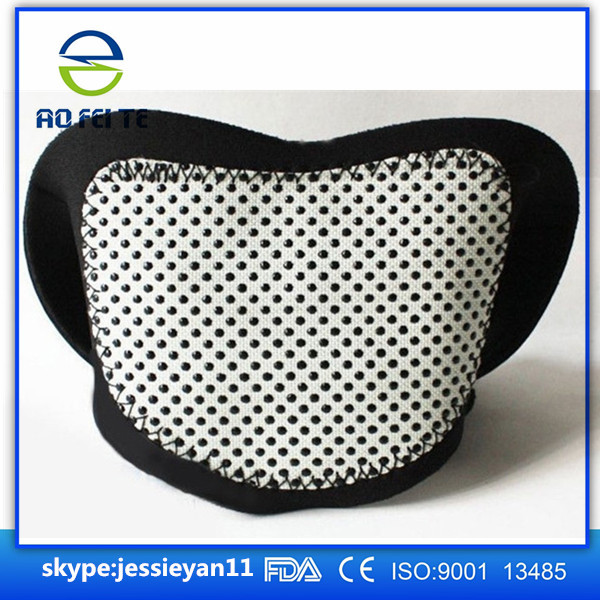 Online shopping self-heated neck support for posture correction