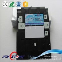Inkjet Printable PVC Card,Double Coating Card,Directly printing card by Epson T60 Printer