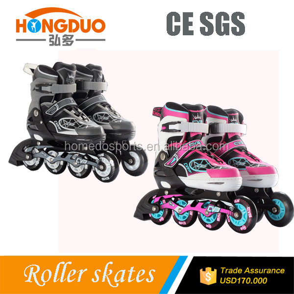 Ourdoor Exercise Use Inline Skate Wheel Shoes, Inline Skates For Kids