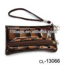 2012 Fashion popular leather cellphone pouch