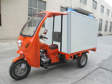 three wheel motorcycle scooter tuk tuk tricycle scooter with roof (SY150ZH-F2)