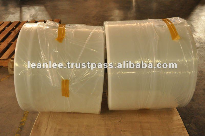 Recycled Plastic Roll, Tubing or Film
