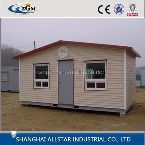 luxurious movable prefabricated container house