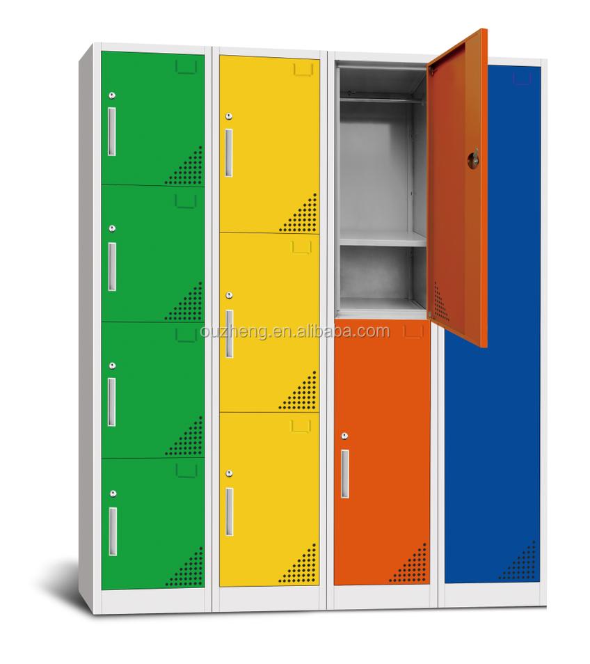 ... Doors Steel Locker /metal gym lockers Clothing Steel Locker/Wardrobe
