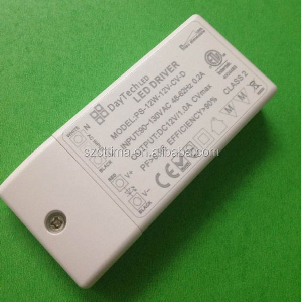 LED Driver Power Supply Transformer 240V - DC 12V dimmable led driver 15w