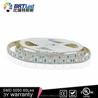 5050 Epistar 14.4W flexible led strip lights IP20 with factory competitive price