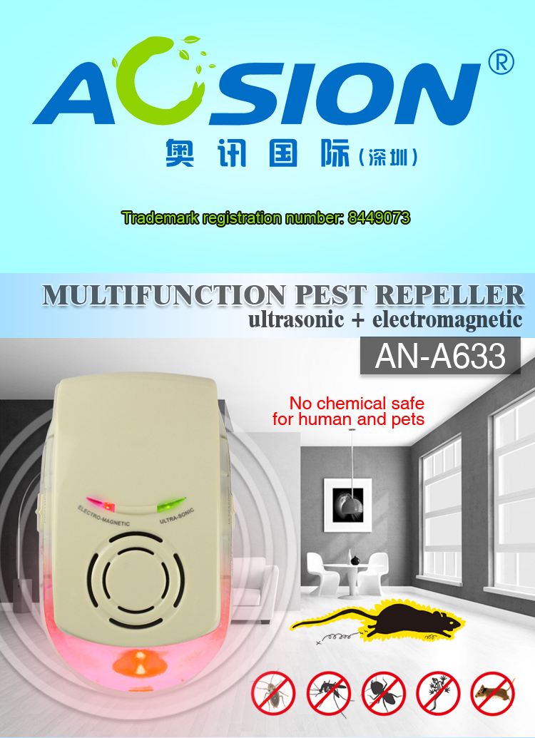 Aosion 2016 new product rodent repellent