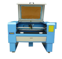 Best quality CO2 laser cutting and engraving machine template making machine