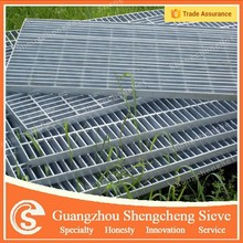 High quality anti-corrosion floor grate aluminum grating