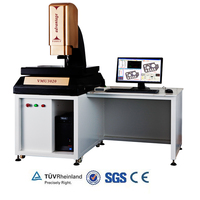 powerful inspection software 2d optical cnc video measuring systems