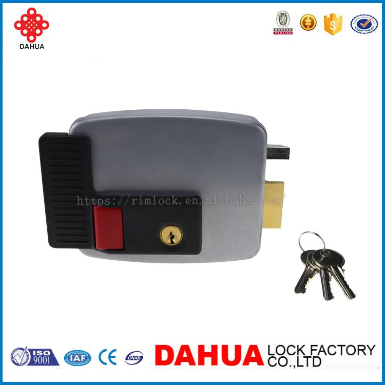 Hot selling electric rim lock with low price