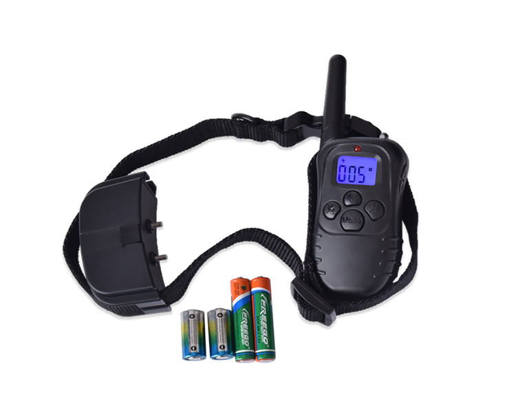 Factory Electronic Remote OEM 300M Range Dog Training Collars For Pets Products M91