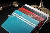 Ultra Slim Smart Magnetic Leather Case Stand Cover for New iPad5 iPad Air