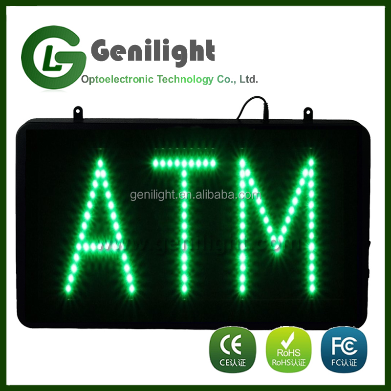 LED ATM sign china manufacturer alibaba cn