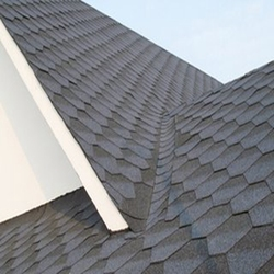 Roofing material asphalt cheap wholesale roof shingles with suitable price