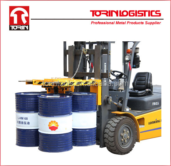 Four barrels of suspension clamp is suitable for forklift truck