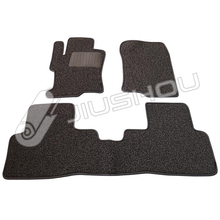 Factory price disposable auto car mat luxury carpet floor mat