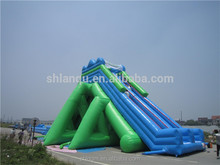 2017 giant inflatable slide water slide for commercial