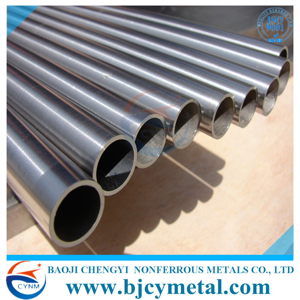Customized High-class Tony Molybdenum Disilicid Pipe/Tube Astm B75 Price