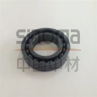 6210 silicon nitride ceramic bearing of full complement balls