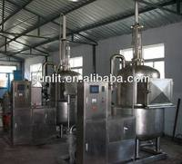 Dehydration vacuum frying machine