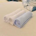 Plain Color Ultra Soft Cotton Security Blanket Baby