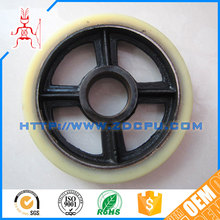 Cheap price soft custom small motor pulleys