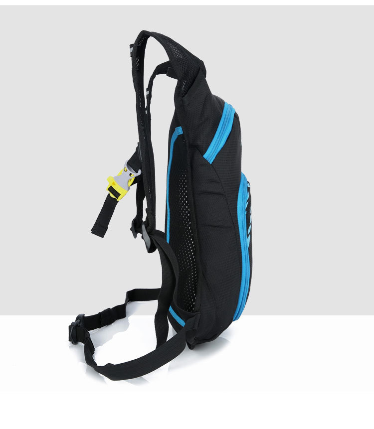 2017 Hot sale polyester 5L water carrier backpack pack bag cycling hydration backpack for water bladder pack