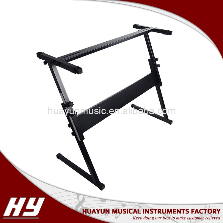 Professional custom piano keyboard stand ,music keyboard stand