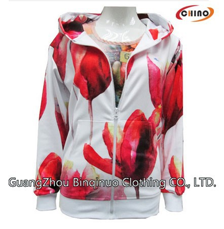 Sublimation Wholesale Sweat Suits with Hooded