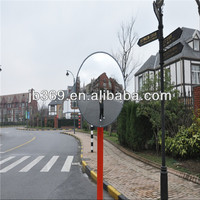 Wide-angle Convex safety Mirror with high quality