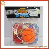 hot hoops folding basketball game kids plastic mini basketball game SP78921040B
