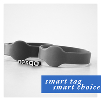 Silicon RFID NFC wristband Manufacturer