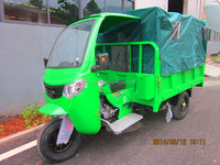 250cc Wholesale Gas Cabin Triciclo Three Wheel Motorcycle Made In China (Item No:HY250ZH-2R)