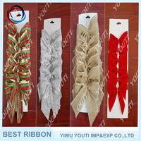 Professional Factory Supply ribbon bows for gift packing