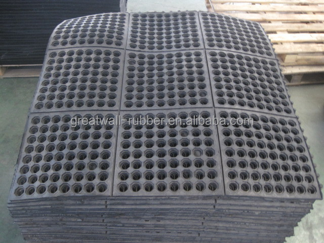 3mpa O Ring 16mm Thickness Anti slip Rubber