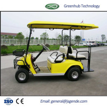 Electric Club Car 2/4/6 Passenger Golf Cart
