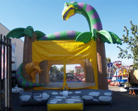dinosaur inflatable bounce house/bouncy castle prices