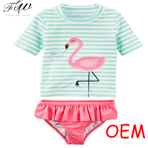 lovely children swimwear thong beachwear teen little girl baby micro kids bikini model