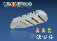 2800K to 5500K roading lighting 150x70degree 120w led street light with led module easier maintenance