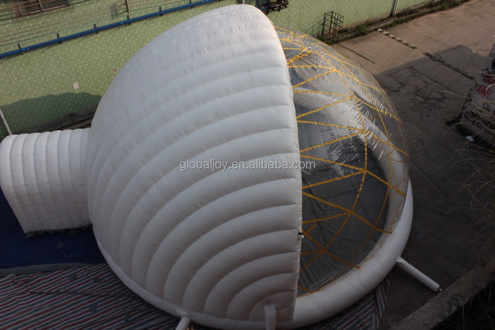 Air Tight Outdoor Inflatable Party Event Tent for Advertising,waterproof canopy tent