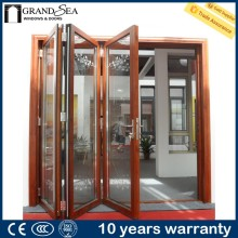 Cheap price interior partition metal double doors exterior for safety