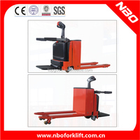 NBO Small Electric Pallet Truck, Mini Electric Pallet Truck, Forklift Truck for Sale